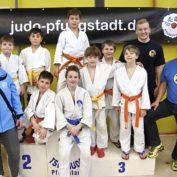 Samurai Turnier 2016 in Pfungstadt