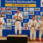 Lena wird Deutsche Meisterin der U18