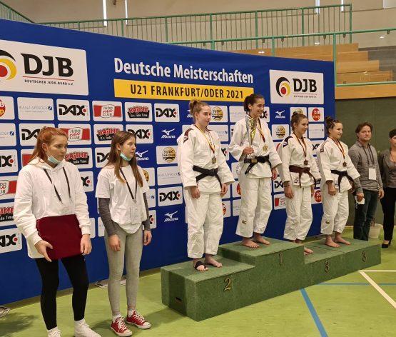 Lena wird Deutsche Meisterin der U21